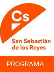 Descárgate nuestro programa para el municipio de San Sebastián de los Reyes
